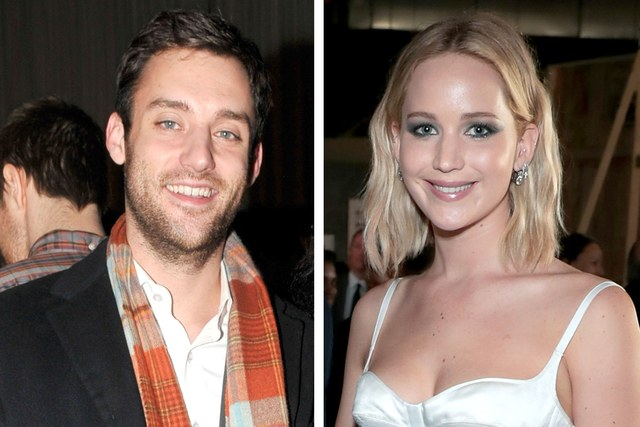 Romantic Date: Jennifer Lawrence And Cooke Maroney