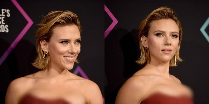 Scarlett Johansson Feel Threatened By The Paparazzi