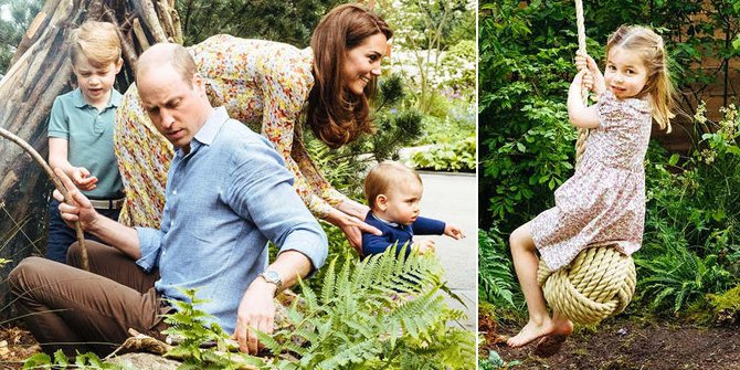 Cute ! Prince William Giving Cute Nickname For Princess Charlotte