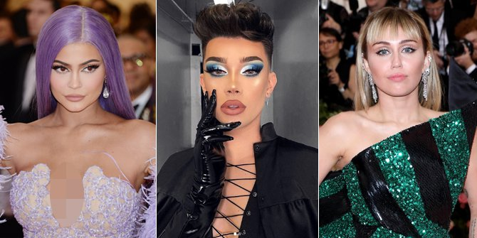 Kylie Jenner and Miley Cyrus Unfollow James Charles Intagram Account