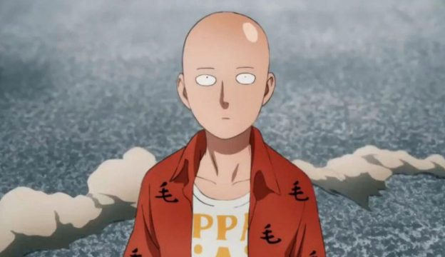 Review Anime One Punch Man