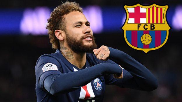 Pelatih Monaco: Barcelona Ingin Pulangkan Neymar